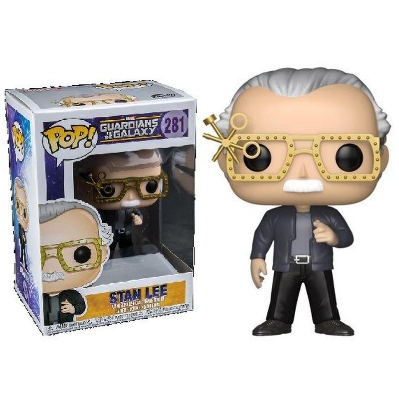 ファンコ ポップ  スタン・リー 「ガーディアンズ・オブ・ギャラクシー」   Funko Pop! Stan Lee   - Guardians of the Galaxy  -