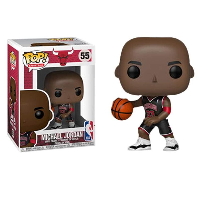 ファンコ ポップ FUNKO POP!  マイケル・ジョーダン (1995) FUNKO POP!  Michael Jordan  Black Jersey