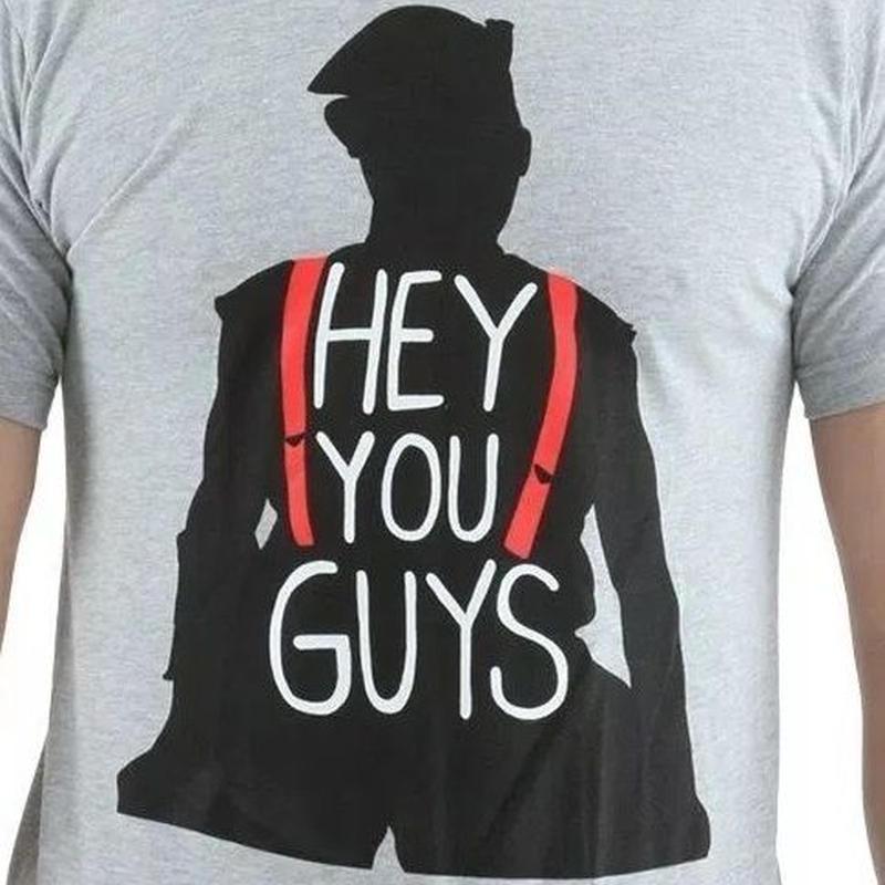 """『グーニーズ』 """"Hey You Guys"""" Tシャツ"""