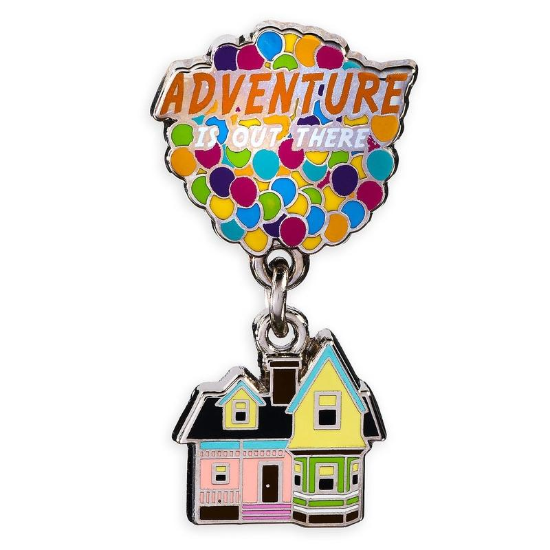 ディズニー ピクサー カールじいさんの空飛ぶ家   ピンズ  ピンバッジ
