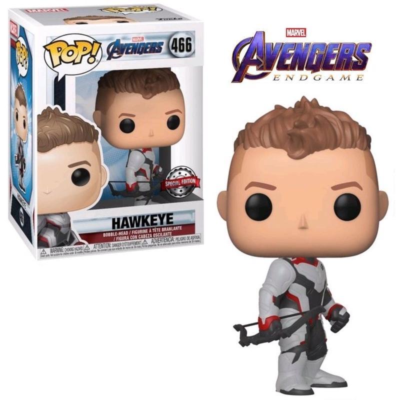 ファンコ ポップ FUNKO POP! アベンジャーズ・エンドゲーム  ホークアイ   Avengers Endgame  HAWKEYE
