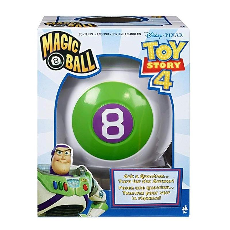 トイストーリー4  マジック8ボール Toy Story 4 Magic 8 Ball