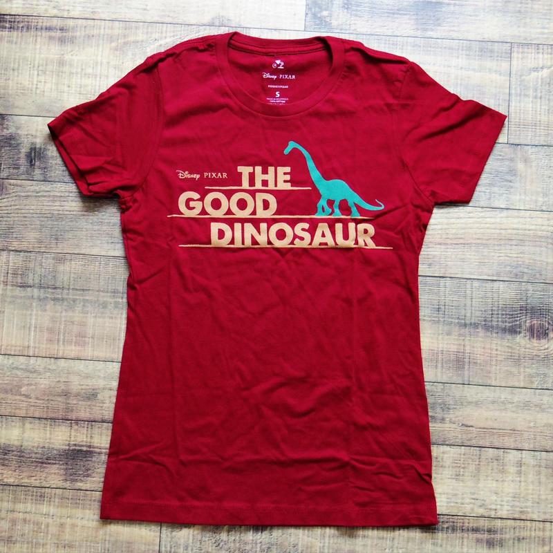 【特価!】『アーロと少年』レディース Tシャツ Disney Pixar The Good Dinosaur Womens  T-Shirt