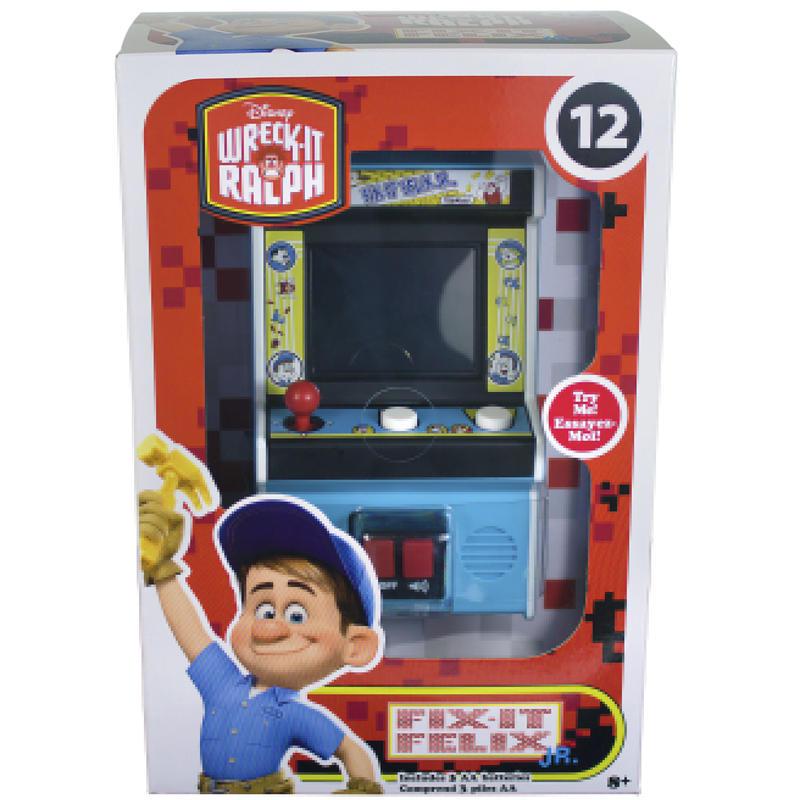 『シュガー・ラッシュ:オンライン』 フィックス・イット・フェリックス Jr.  ミニ・アーケード・ゲーム