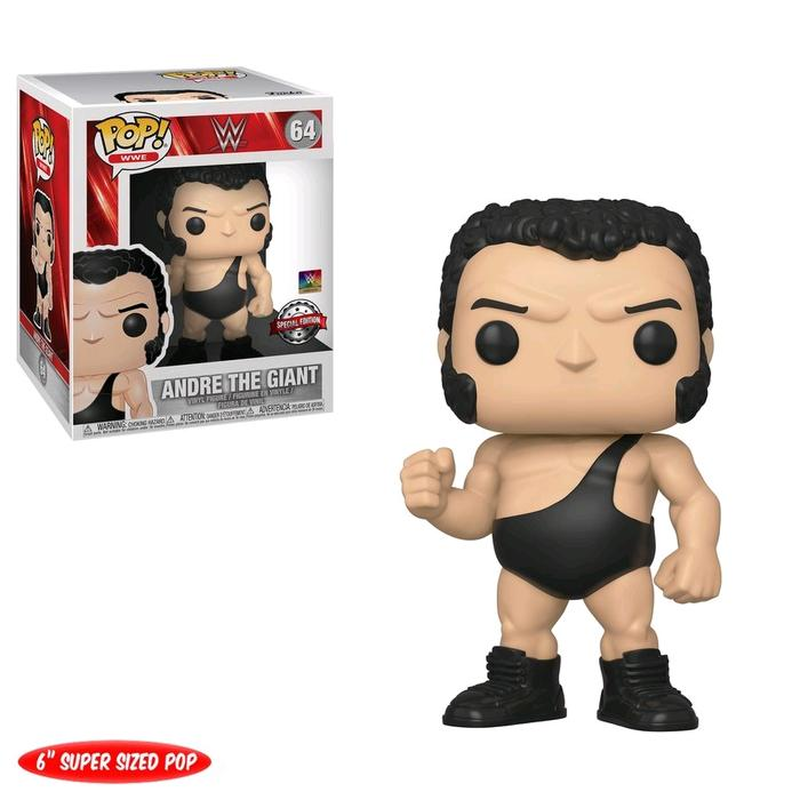ファンコ ポップ  WWE アンドレ・ザ・ジャイアント FUNKO  POP! Andre The Giant