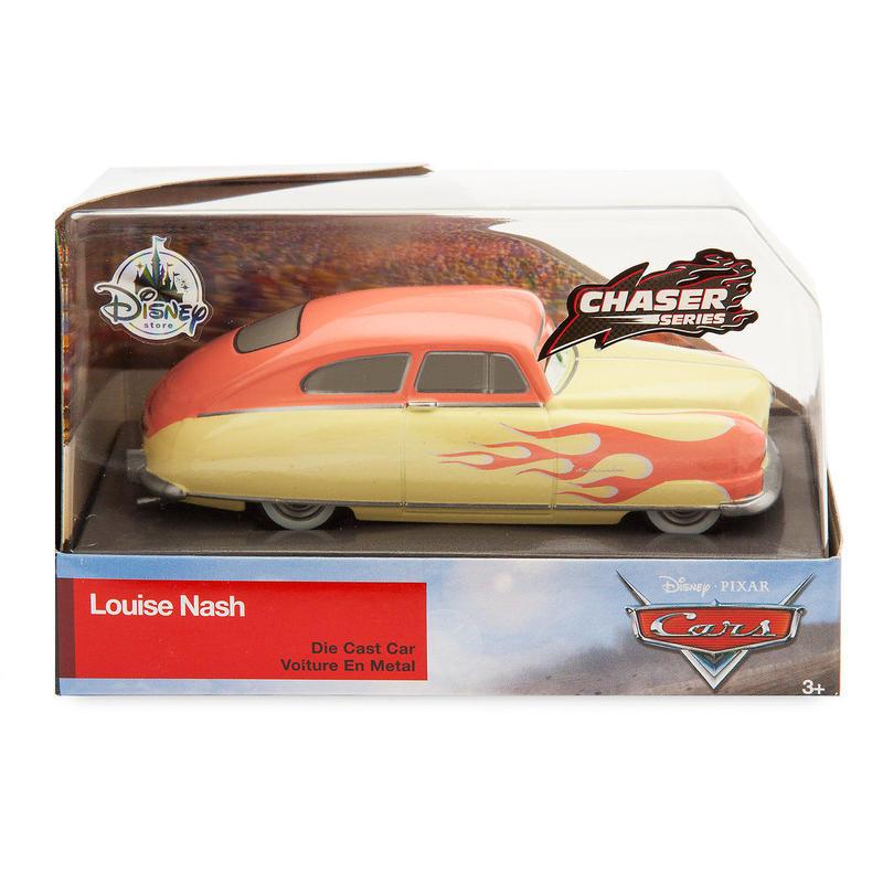 ディズニー・ピクサー カーズ  クロスロード CARS3 1/43  Louise Nash【Chase】