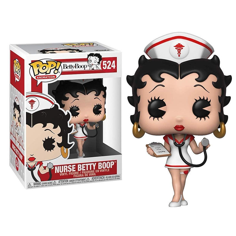 ファンコ ポップ  ・ベティ・ブープ【ナース 】 Funko POP!  Betty Boop - Nurse