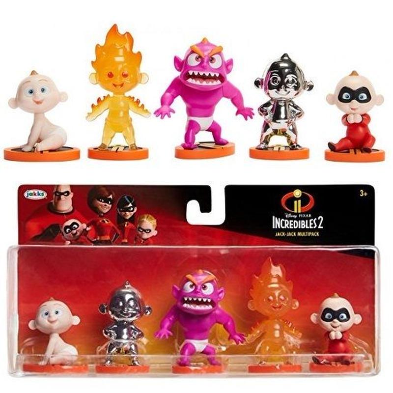 インクレディブル・ファミリー ミニフィギュアセット ジャックジャック マルチパック The Incredibles 2    Jack-Jack  MULTIPACK