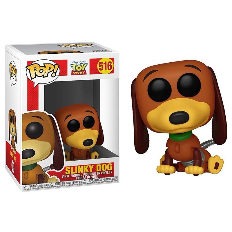 ファンコ ポップ トイストーリー スリンキー・ドッグ  FUNKO POP!  Slinky Dog
