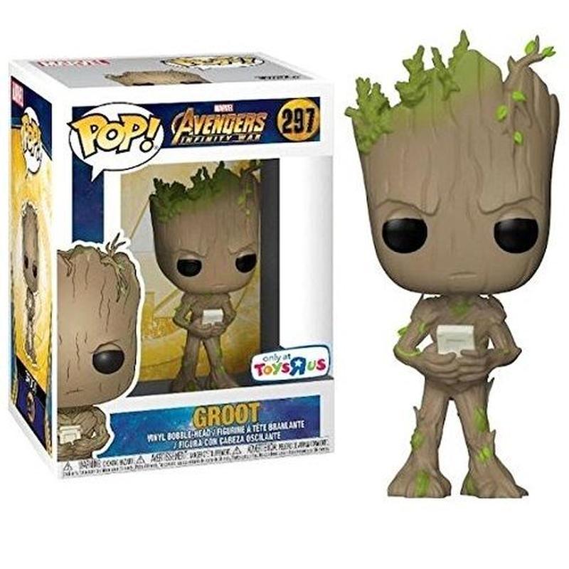 ファンコ ポップ FUNKO POP! アベンジャーズ・インフィニティウォー グルート  Avengers Infinity War  Groot