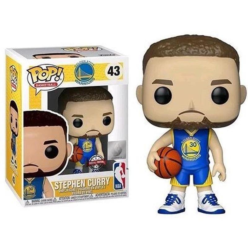 ファンコ ポップ FUNKO POP!  ゴールデンステートウォリアーズ ステフィン・カリー  FUNKO POP! Golden State Warriors Stephen Curry