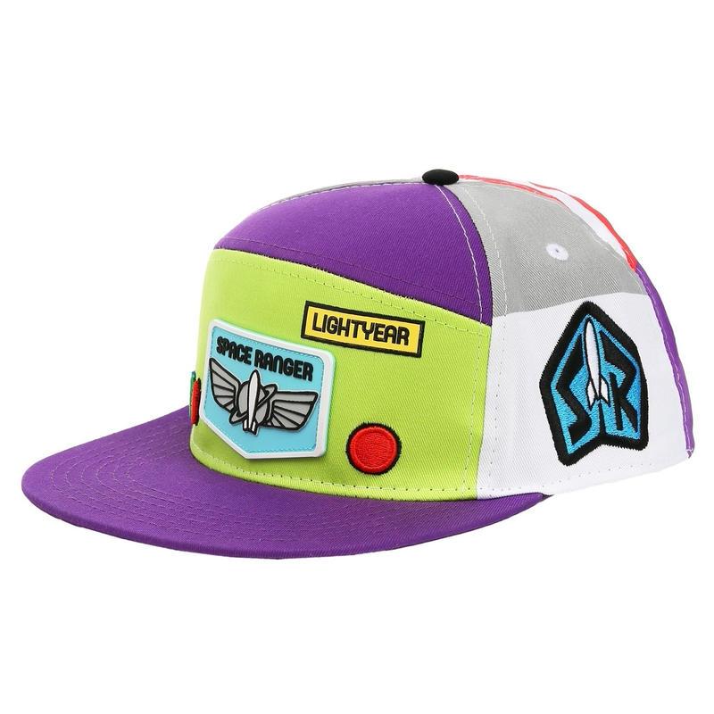 トイストーリー4  バズライトイヤー  スナップバック キャップ  Toy Story4  Buzz Lightyear Snapback Cap