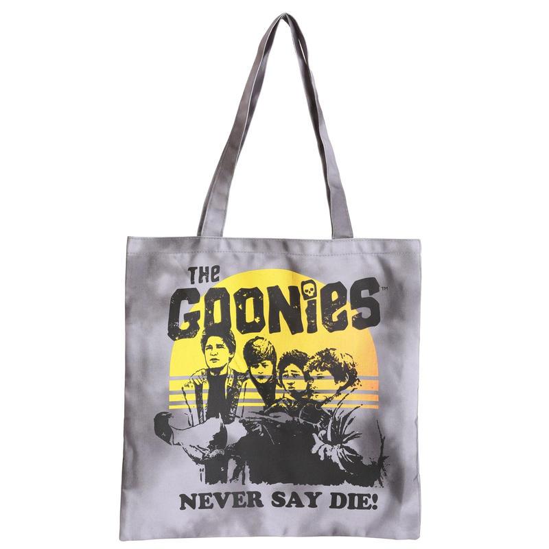 グーニーズ THE GOONIES NEVER SAY DIE! トートバッグ