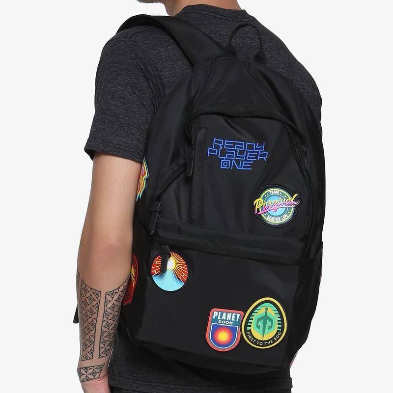 『レディ・プレイヤー1』バックパック READY PLAYER ONE Backpack