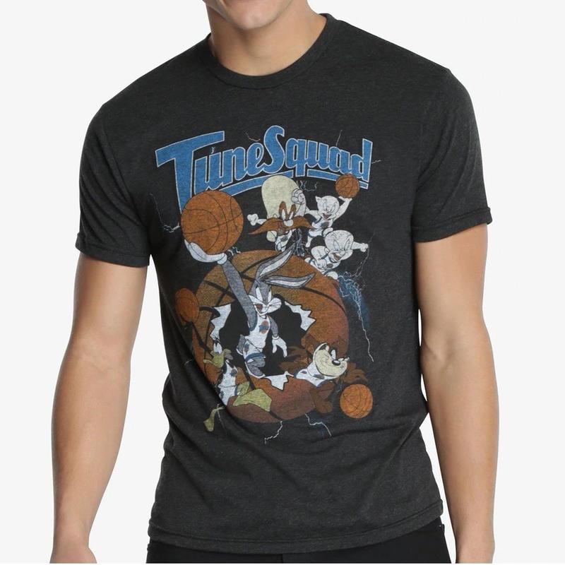 『スペース・ジャム』 Tシャツ 【MENS】SPACE JAM T-SHIRT