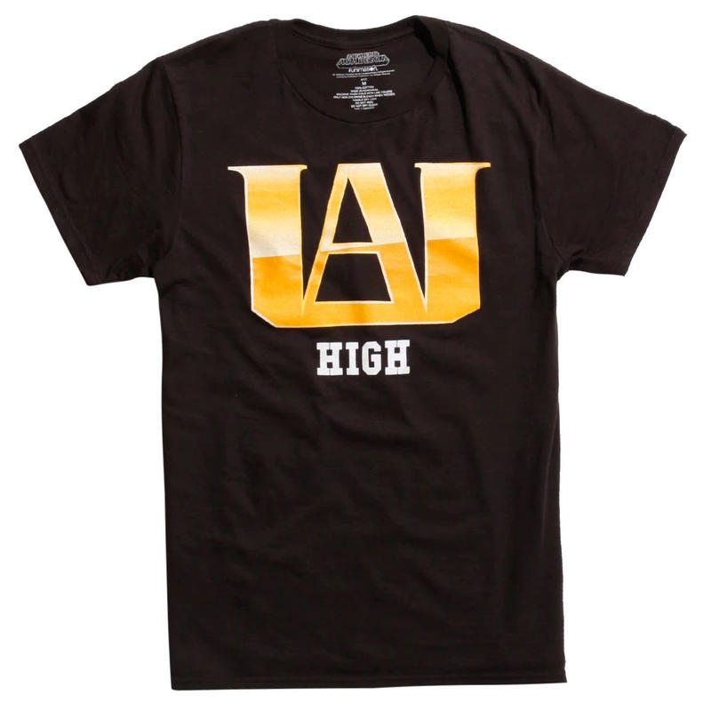 『僕のヒーローアカデミア』MY HERO ACADEMIA  Tシャツ U.A. HIGH SCHOOL