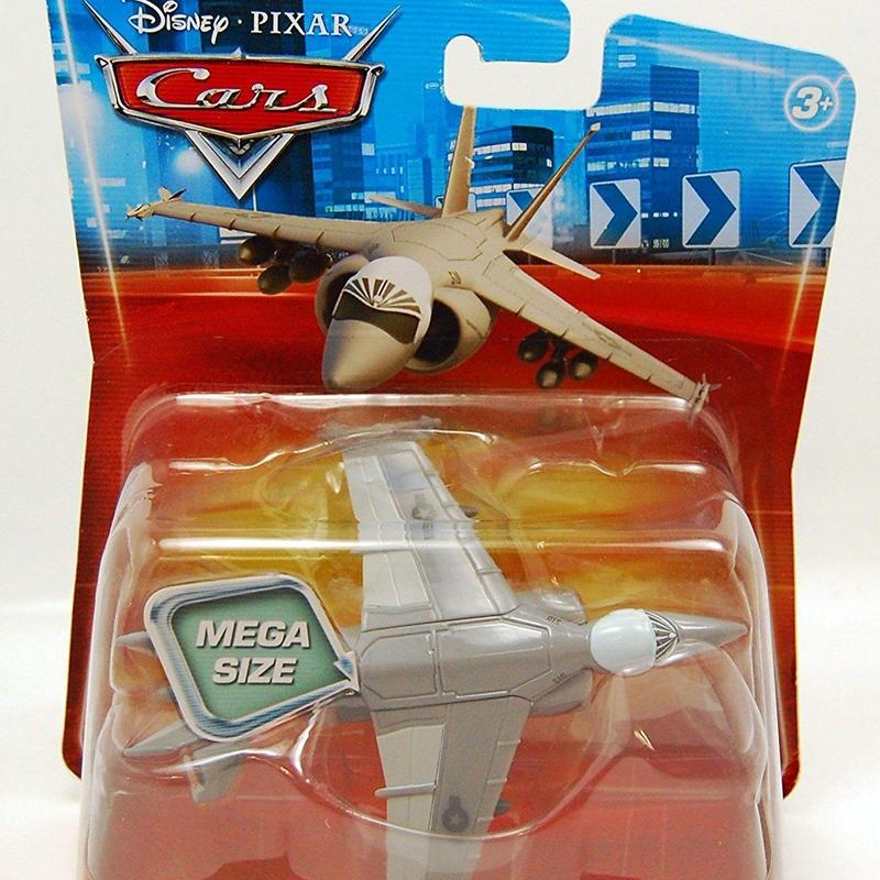 ディズニー・ピクサー カーズ  2009 マテル DX キャラクターカー  MARCO