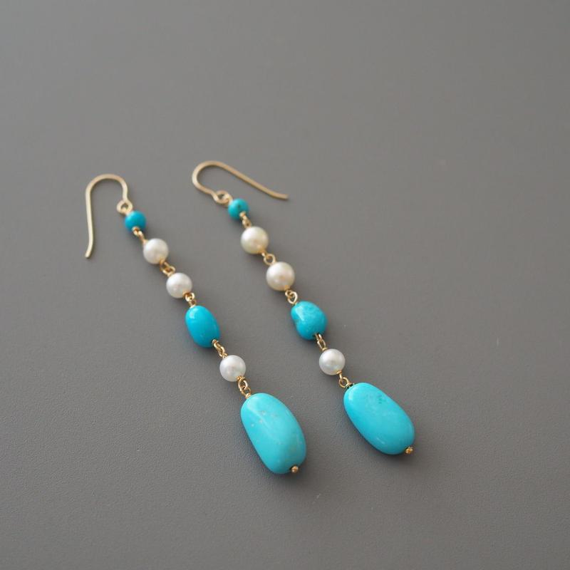 drop turquoise