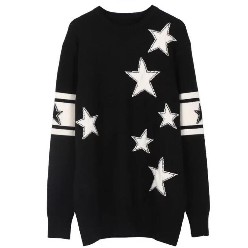 新入荷❣️星セーター