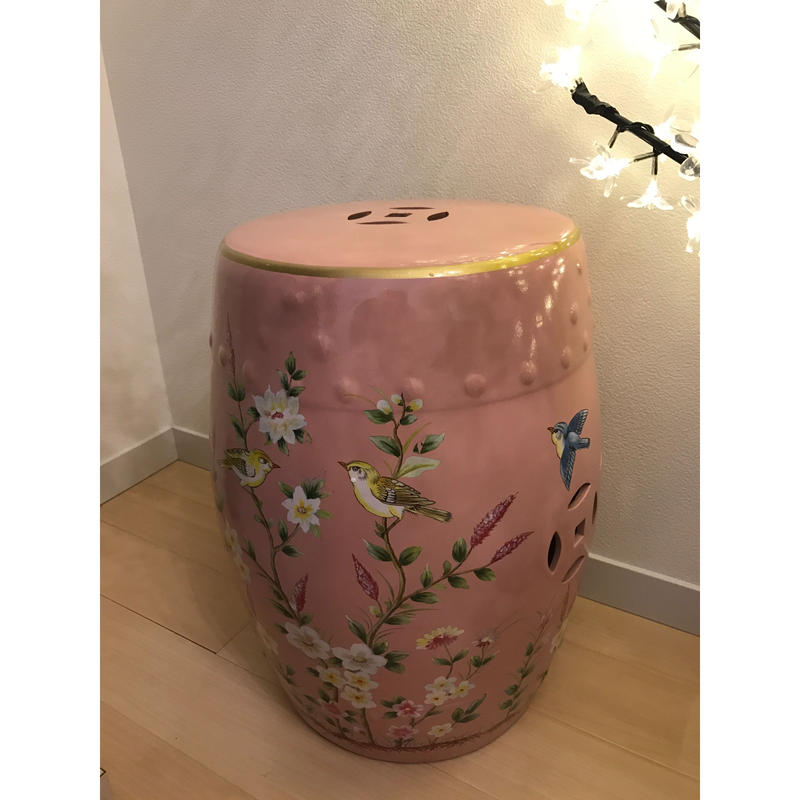 SALE50%OFF小鳥さん陶器ピンク