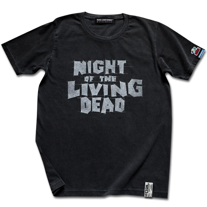 THE LIVING DEAD T-SHIRTS ver.Nightmare/真夜中の悪夢カラー版