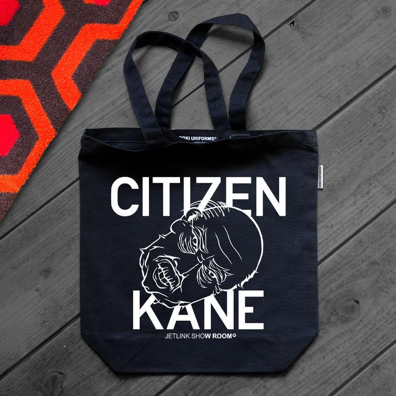 【購入特典B】 どれでも3点お買物で、市民ケーン特製トートバッグ(非売品)を無料プレゼント!