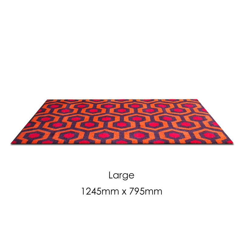 【組合わせ自由のリニューアル版が完成!】The Overlook Hotel Carpet(L)