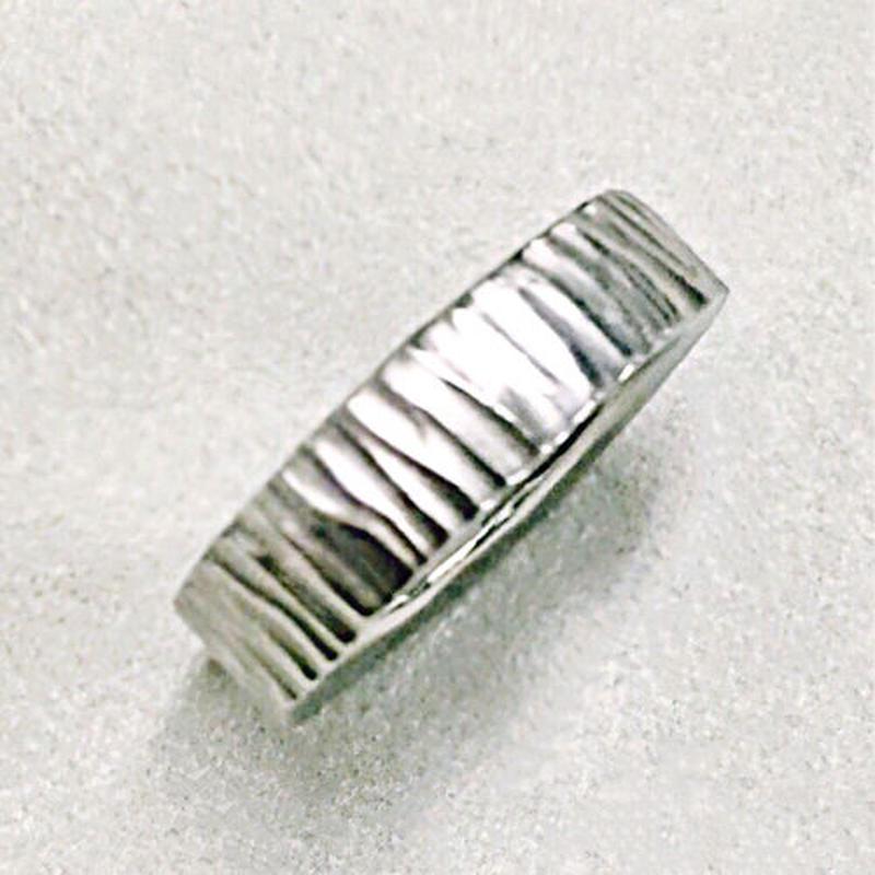【Ti】Slender Ring (鍛造制作リング 価格一律)