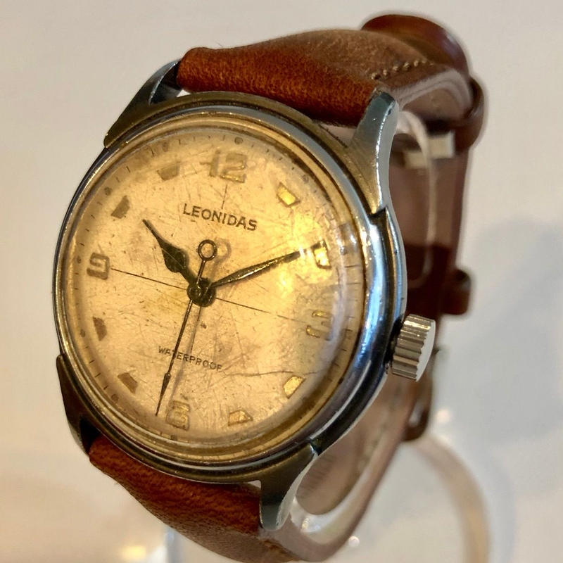Antique Re-Make -Watch/Leonidas