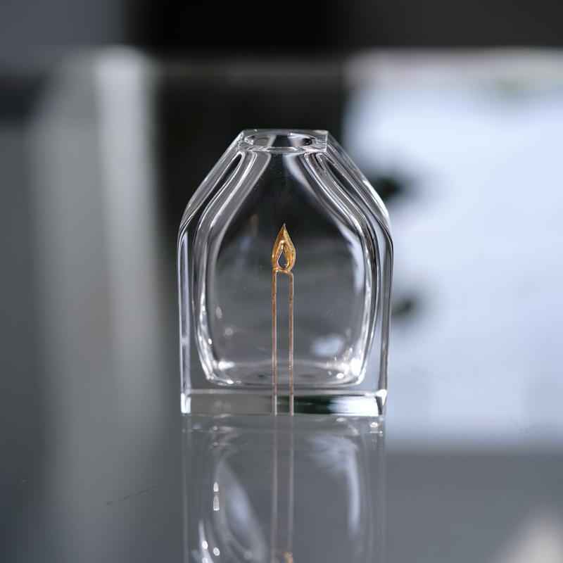 TOKI-K-162 時澤真美  一輪挿し 「a bottle」 candle