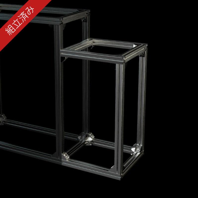 【組立済】Jigsoma Aqua stand SIDE ジグソーマ アクアスタンド サイド W310×D30×H560