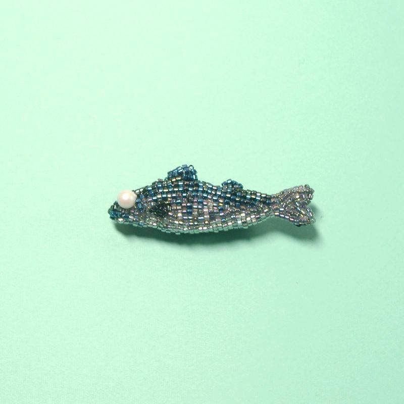 死んだ魚(鯖)