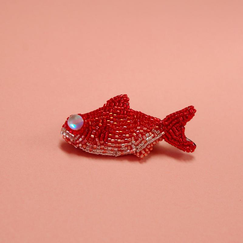 死んだ魚(キンメダイ)