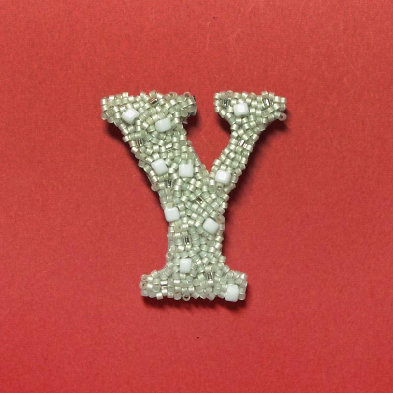 アルファベット(G・Y)