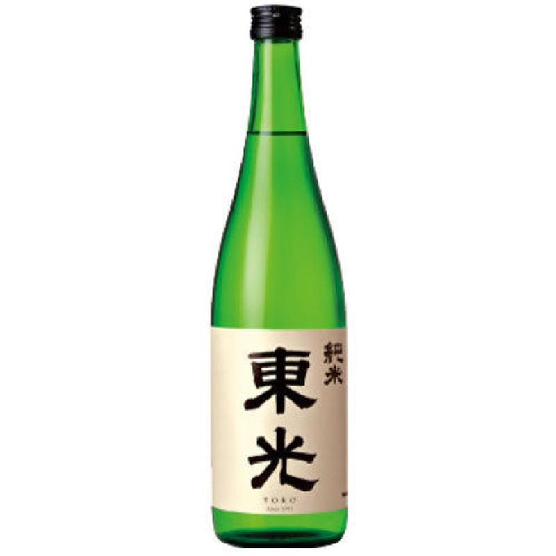 純米酒 純米 東光(じゅんまいしゅ じゅんまい とうこう)