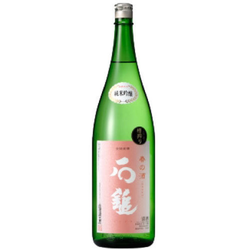 純米吟醸 石鎚 春の酒(じゅんまいぎんじょう いしづち はるのさけ)