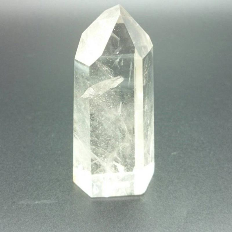 インナークロス水晶ポイント