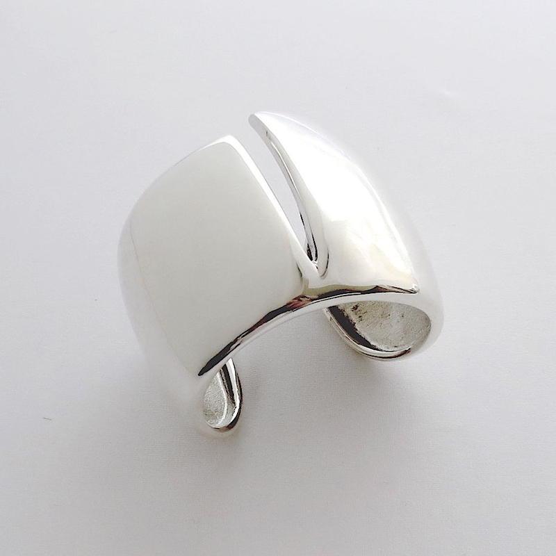 Bangle Clasica  Silver 01
