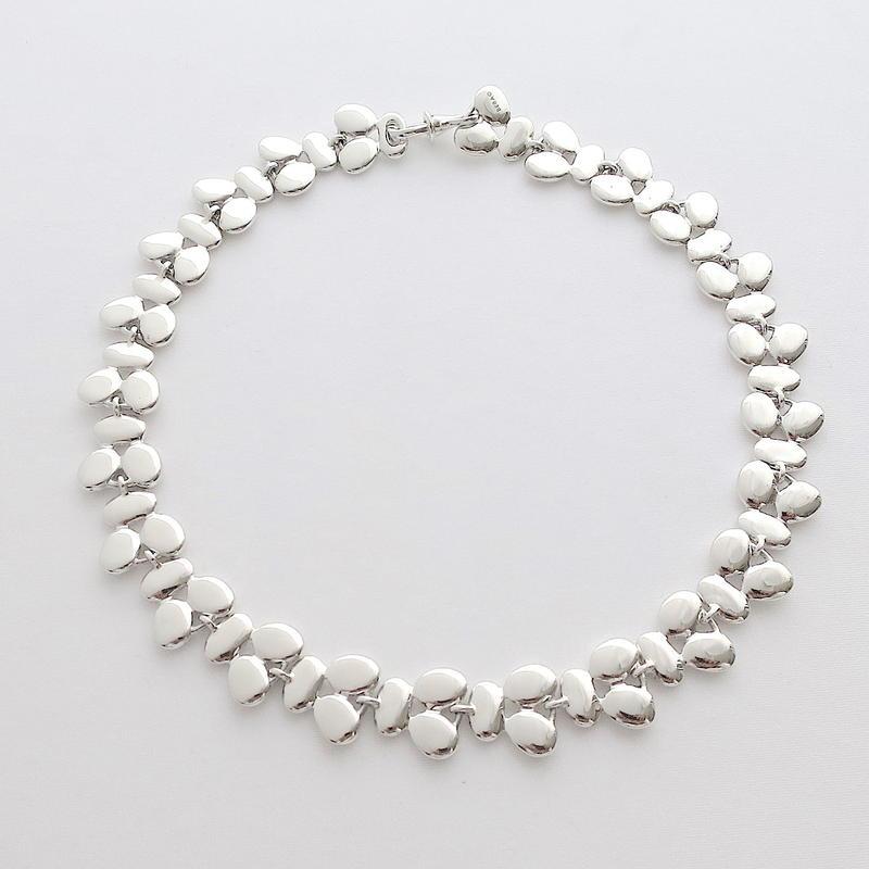 Necklace Ainda Silver 01