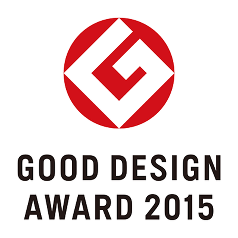 【HONOR GOOD DESIGN AWARD 2015】