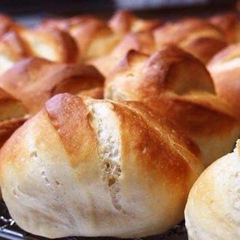 元気ではっぴぃ♪の波動入り 新ちびパン(5個入り)