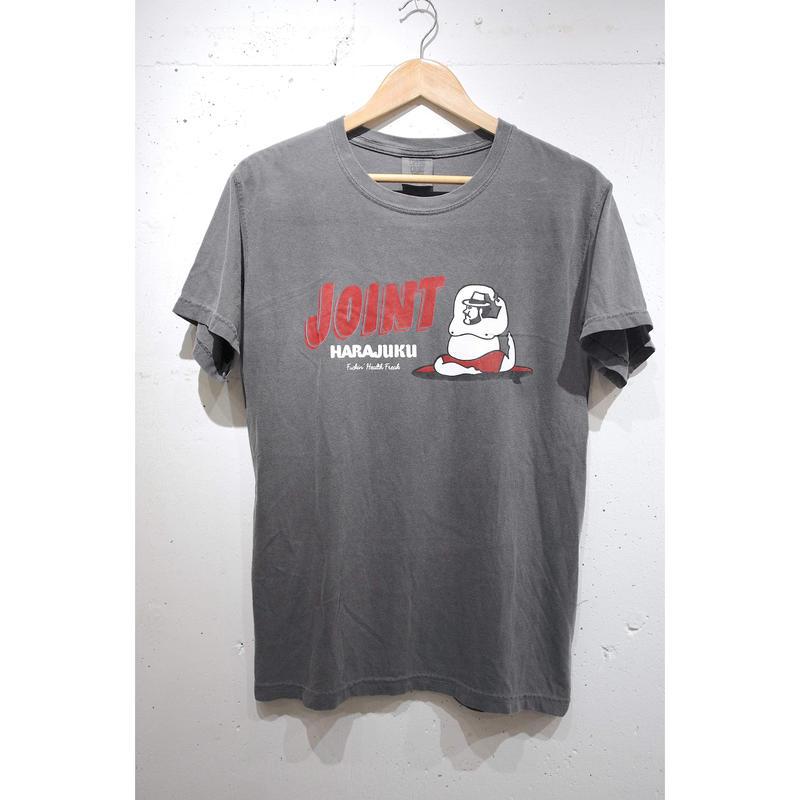 JOINT Harajuku  T-Shirt    Red  Logo