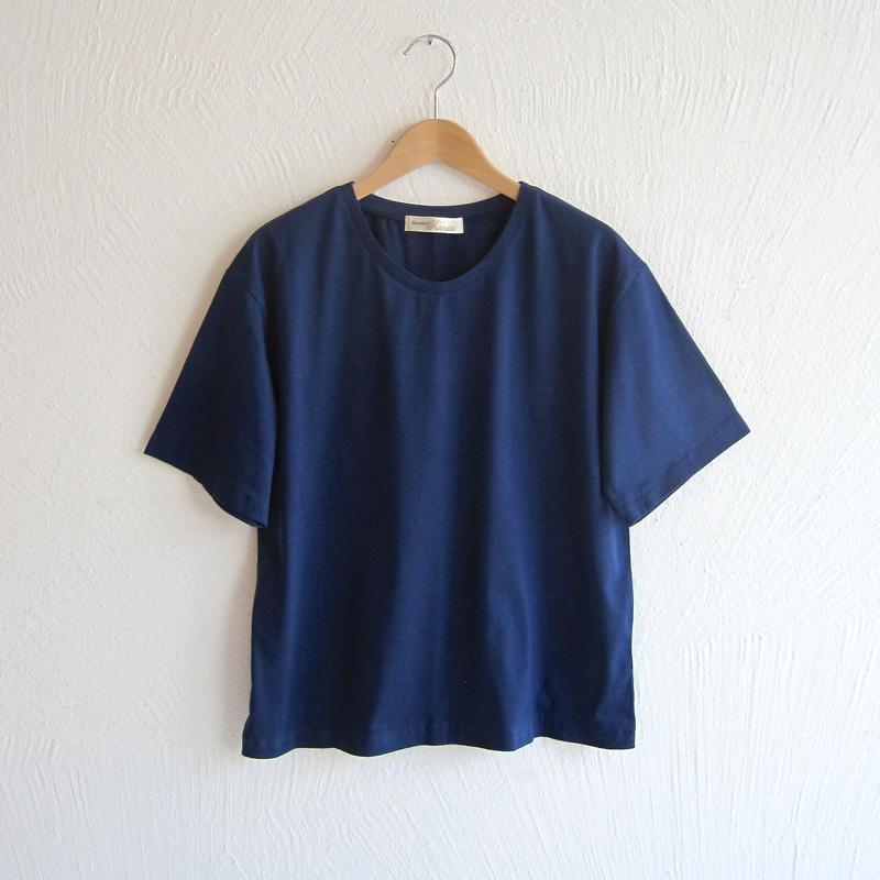 シンプルTシャツ2016 [ navy ]