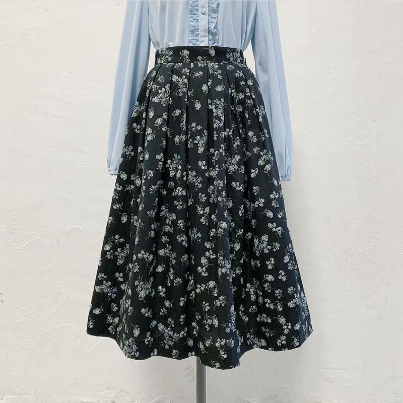 忘れな草スカート(38サイズ)