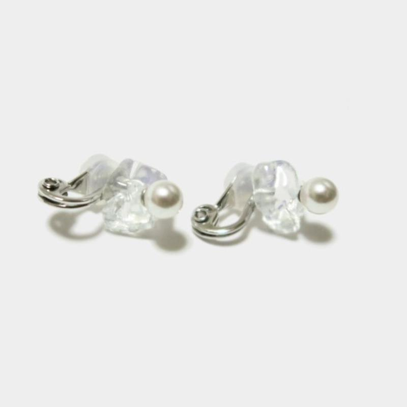 CRASH GLASS【 earring】