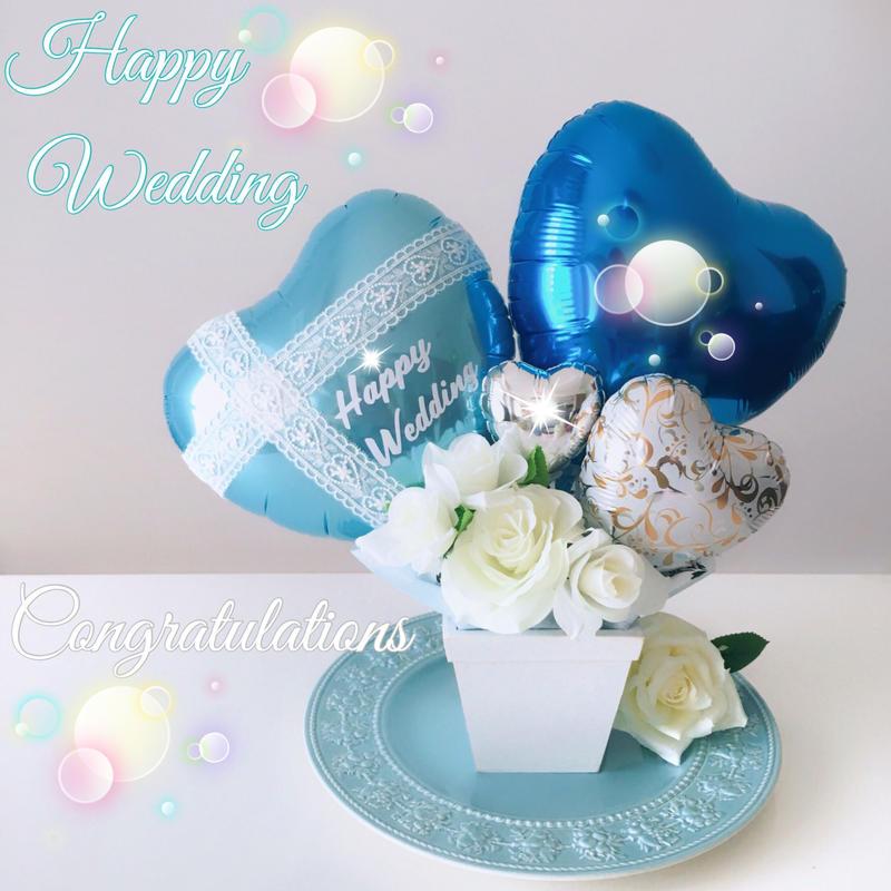 ウエディング♥様々な記念日に♥結婚式の電報にオススメ♪