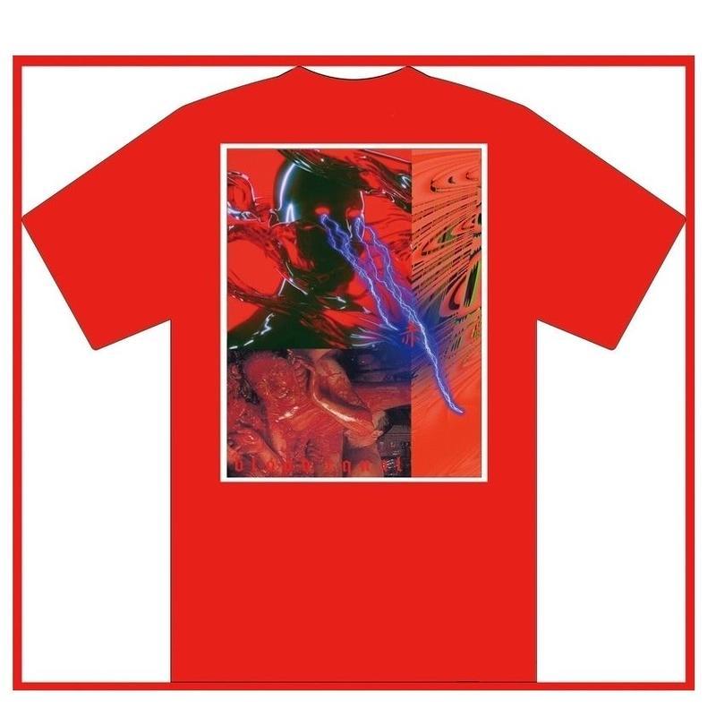 マヒトゥ・ザ・ピーポー//blood equal T-shirts