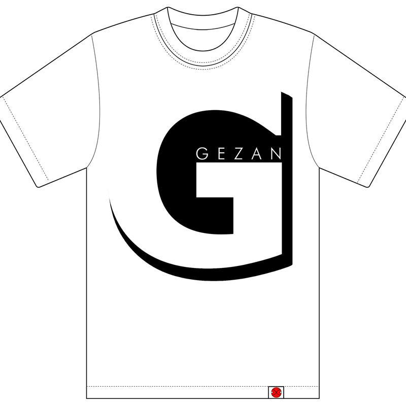 GEZAN //『BIG G』T-shirts