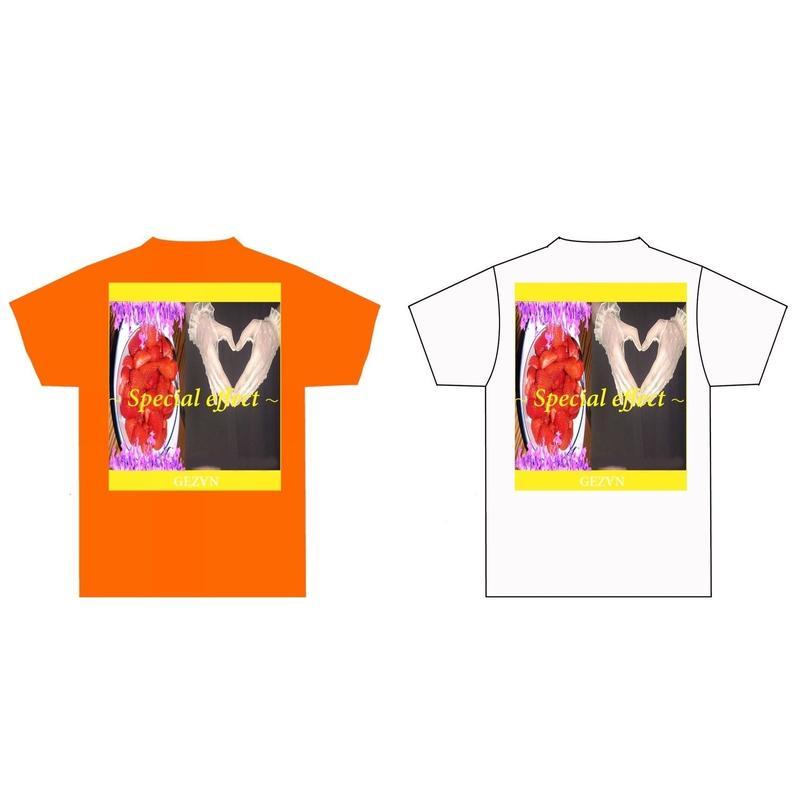 GEZAN//EXTACY T-shirts