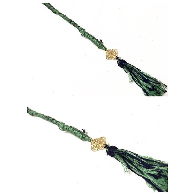 Hairwraps / Green